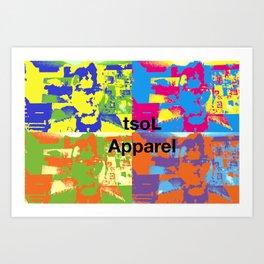 Pop Life tsoL Art Print