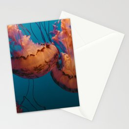 Jellyfish (Water) Stationery Cards