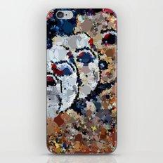 She's A Beautiful Mess iPhone & iPod Skin