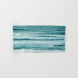 Ocean Ripples Hand & Bath Towel