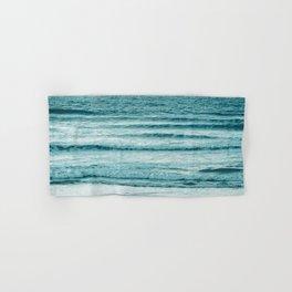 Ocean Ripples Hand & Bath Towel