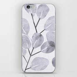Japanese Woodblock Botanical iPhone Skin