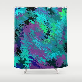 Oh Happy Days! Shower Curtain