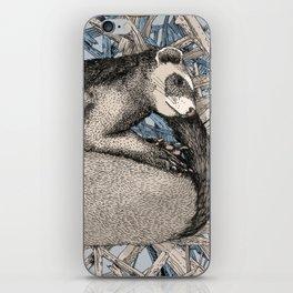 my little ferret  iPhone Skin
