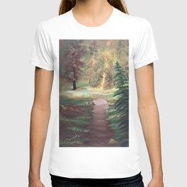 Warm Autumn day T-shirt