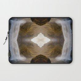 waterfall cave Laptop Sleeve
