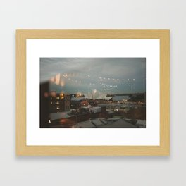Sydney Opera  Framed Art Print
