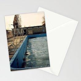 Piscine Jarry Stationery Cards