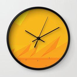 El Tramo Largo Wall Clock