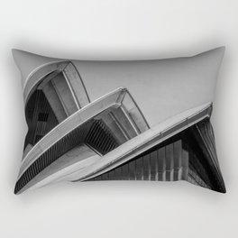 Sydney Opera House Sails Rectangular Pillow