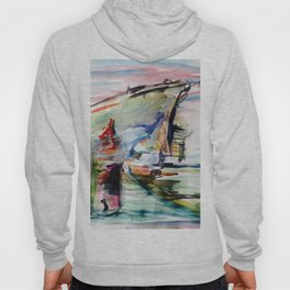 Navigating the existence Hoody