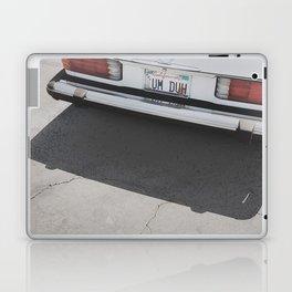 um duh Laptop & iPad Skin