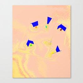 URBAN VINTAGE Canvas Print