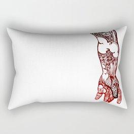 Arm Rectangular Pillow