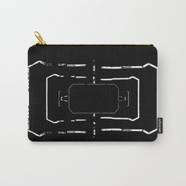 Welcome mat deployed II Carry-All Pouch
