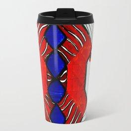 The Grid Travel Mug