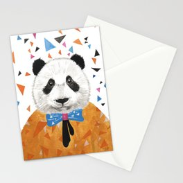 My Name is Ball - Panda1 Stationery Cards