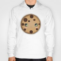 cookie Hoodies featuring Cookie by Ilya Konyukhov