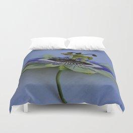 pation flower III Duvet Cover