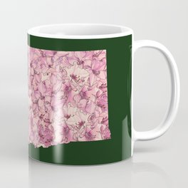 Washington in Flowers Coffee Mug