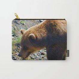 Griz - Wildlife Art Print Carry-All Pouch