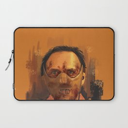 hannibal - the silence of the lambs Laptop Sleeve