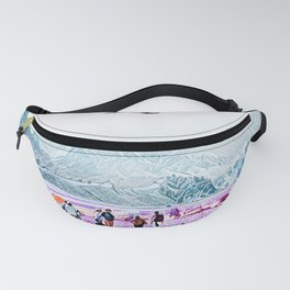 In Awe and Wonder I look upon the World Fanny Pack