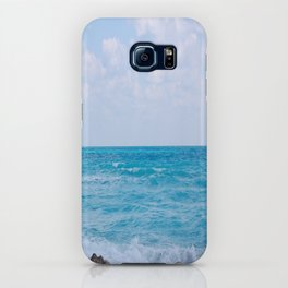 the beach and the ocean iPhone Case