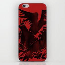 Crowned Crows iPhone Skin