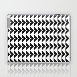 MODERN TRIBAL IV - BLACK Laptop & iPad Skin