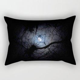 Everglades Moon Rectangular Pillow