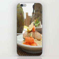 Bon appétit  iPhone & iPod Skin