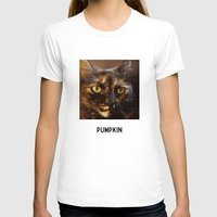 pumpkin T-shirts featuring Pumpkin by RyanPatrick