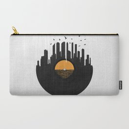 Vinyl City Carry-All Pouch