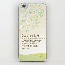 2. iPhone Skin