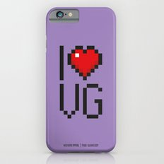 PAUSE – I Love Video Games Slim Case iPhone 6s