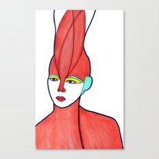 Aura (previous age) Canvas Print