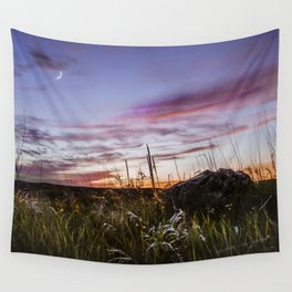 The Glorious Sunset Wall Tapestry
