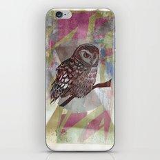 Bird Screenprint iPhone & iPod Skin