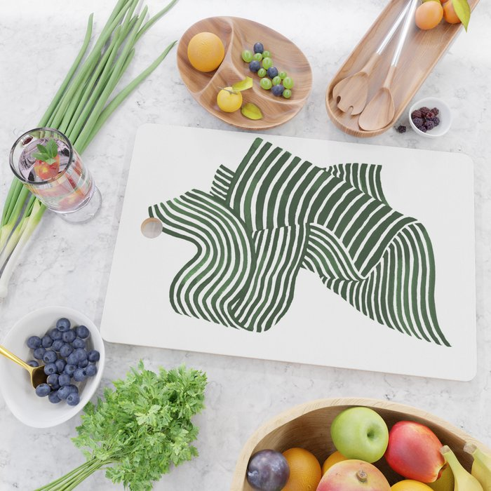 Movement Cutting Board