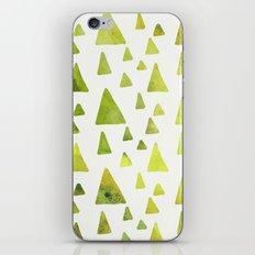 Cute Abstract Pattern 6 iPhone Skin