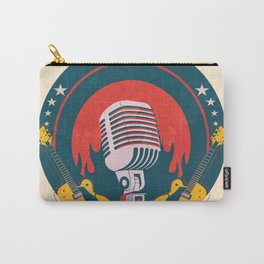 Vinyl No.5 Carry-All Pouch