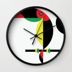 Tucan Wall Clock