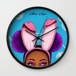 Louise Belcher Wall Clock