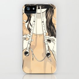 Aulos iPhone Case
