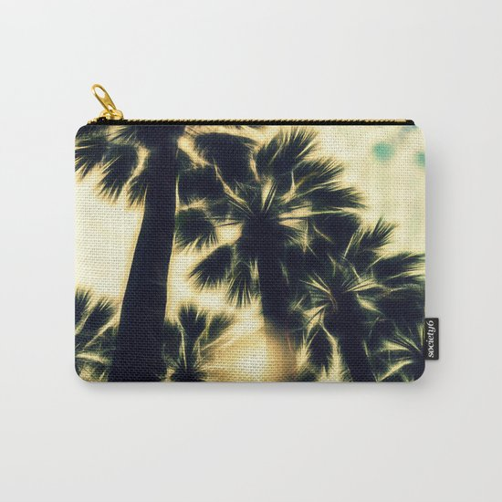 Palm Trees II Carry-All Pouch