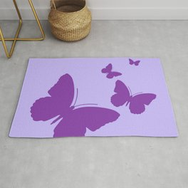 Butterflies on the Wing Rug