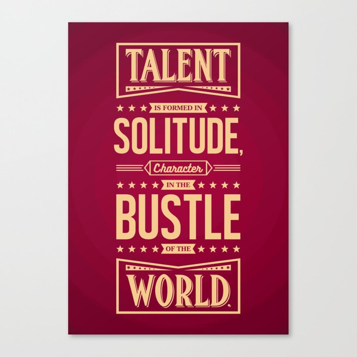 lab no 4 talent is formed johann goethe life motivational quotes