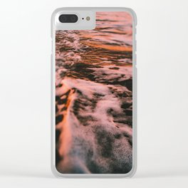 Element: Water (012) Clear iPhone Case