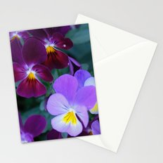 Beloved violas Stationery Cards